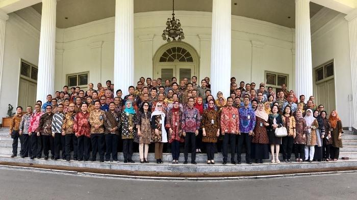 Hampir Tiga Tahun Mengabdi di Belitung, Rd Yen Yen Nuryeni Pamit