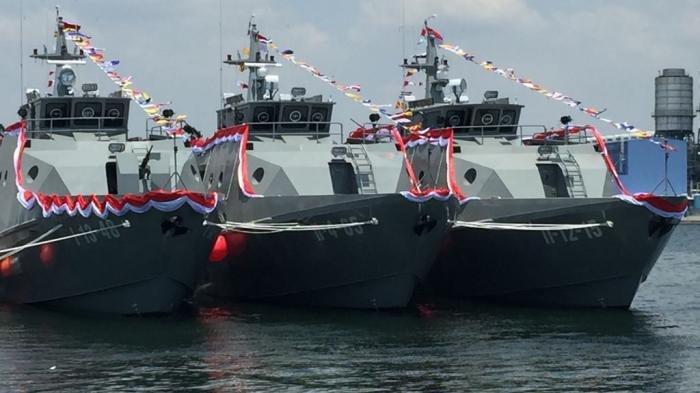 Kapal Patroli KRI Sibarau 847 Tenggelam di Perairan Selat Malaka, Begini Kronologi dan Kondisi ABK