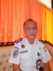 Menteri Jonan Tiba di Belitung Pakai Pesawat Jet