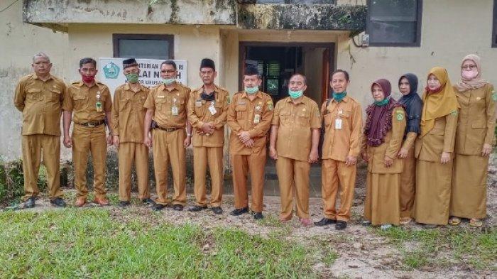 Kantor KUA Tanjungpandan akan Direhab, Layanan Sementara Pindah Jalan KH Ahmad Dahlan