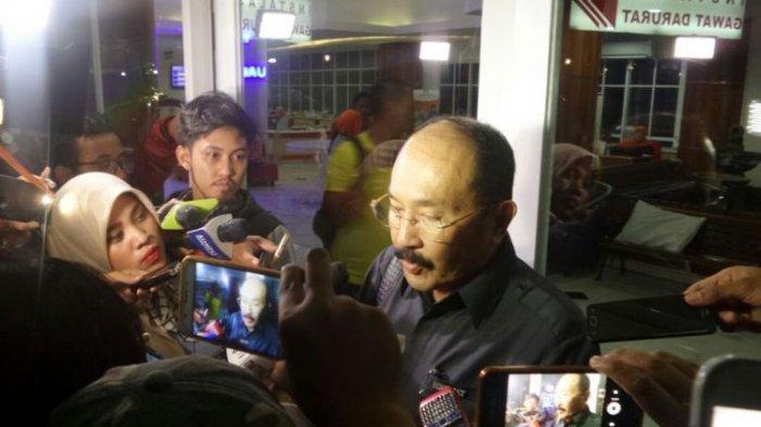 Setya Novanto Kecelakaan Menuju ke Lokasi Ini, Begini Ceritanya