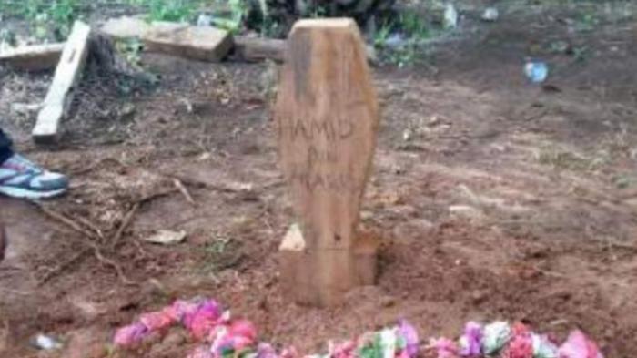 Jasad Perempuan Misterius Terkubur di Taman Dekat Tol Jagorawi, Ada Bekas Pukulan Benda Tumpul