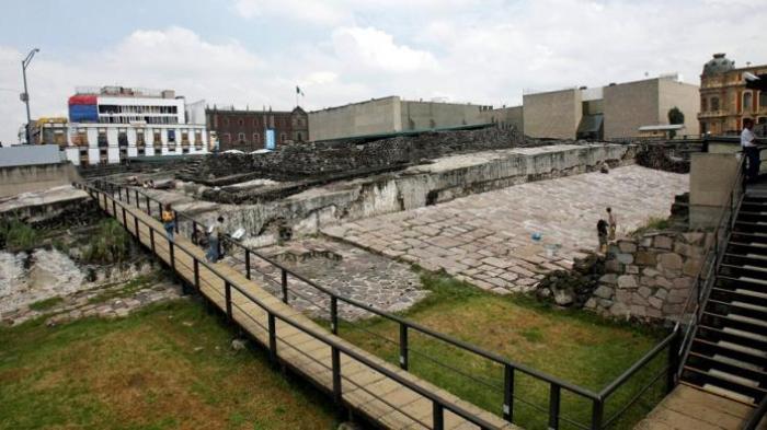 Ruang Misterius Tersembunyi di Bawah Kuil Aztec Kuno