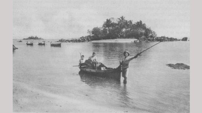 Kulek Terakhir Part 3 - Suku Sawang Gantong Sempat Dicap Sebagai Kelompok Bajak Laut
