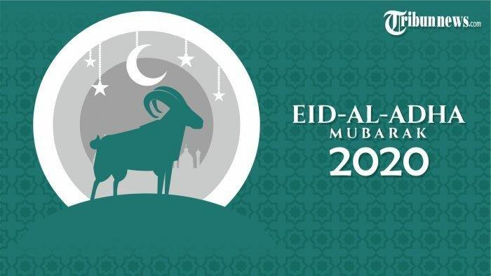 Ucapan dan Kumpulan Gambar Selamat Hari Raya Idul Adha 1441 H, Cocok Diunggah di IG, FB, Twitter, WA
