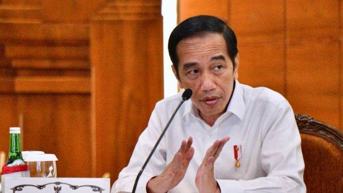Presiden Jokowi Sampaikan Hasil Swab Test: Alhamdulillah Negatif, Ibu Iriana Juga