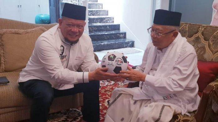 La Nyalla Pastikan Prabowo Tak Bakal Menang di Madura, Jika Menang Siap Lakukan Hal 'Mengerikan' Ini