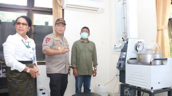 Universitas Udayana Bakal Sulap 3.000 Liter Arak Sitaan Jadi Disinfektan dan Hand Sanitizer