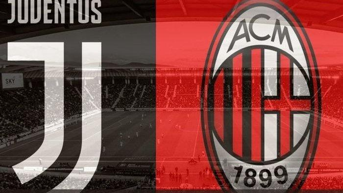 Malam Ini Juventus akan Menjamu AC Milan, Penentuan Satu Tiket Final Coppa Italia