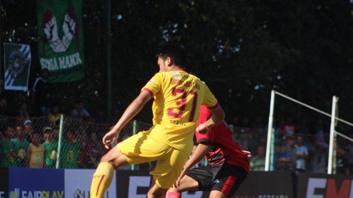 Samuel Christianson Perbesar Keunggulan Sriwijaya FC Jadi 4-0