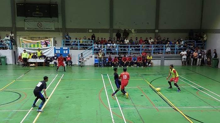 Ini Jadwal Semifinal Turnamen Futsal Pelangi Cup III, Dipastikan akan dapat Juara Baru