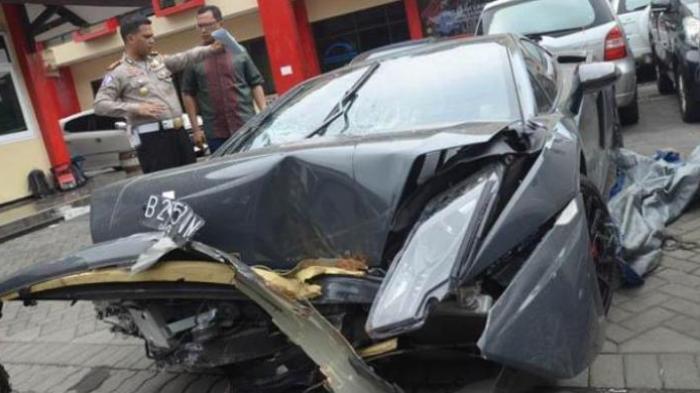 Ancaman Pengacara Sopir Lamborghini Maut Dicibir