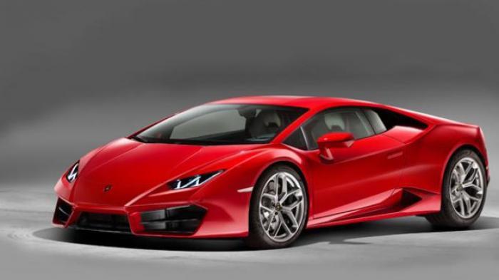 Lihat Penampakannya! Lamborghini Huracan Siap Masuk Indonesia