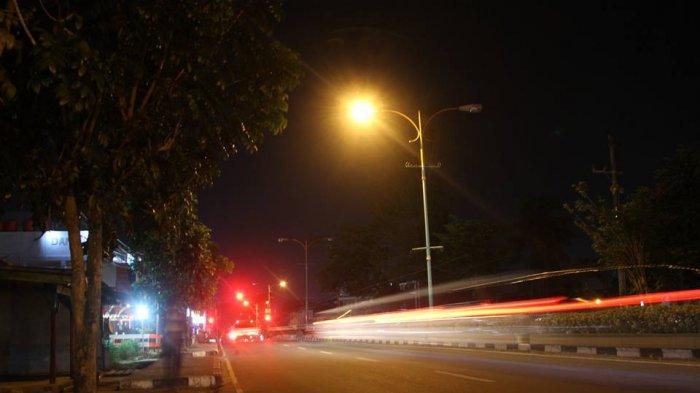 400 Lampu Jalan Tak Menyala, Adlan Taufik Yakin Bakal Hidupkan Kembali, Target Akhir April 2021