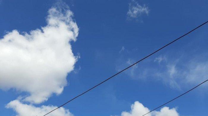 HEBOH, Langit di Jakarta Menjadi Cerah Kebiruan, Tagar Langitjakarta Jadi Trending di Twitter