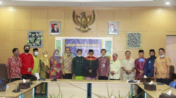 Bupati Belitung Launching Aplikasi Sibansos, Begini Gunanya untuk Pendataan Bantuan Sosial Covid-19