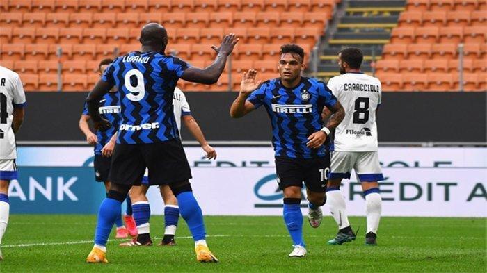 JADWAL LENGKAP Siaran Bola Malam Ini, Link Live Streaming Benevento Vs Inter Milan
