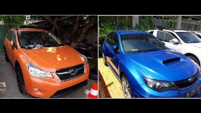Pemerintah Lelang 11 Mobil Subaru, Hasil Sitaan Dirjen Bea dan Cukai