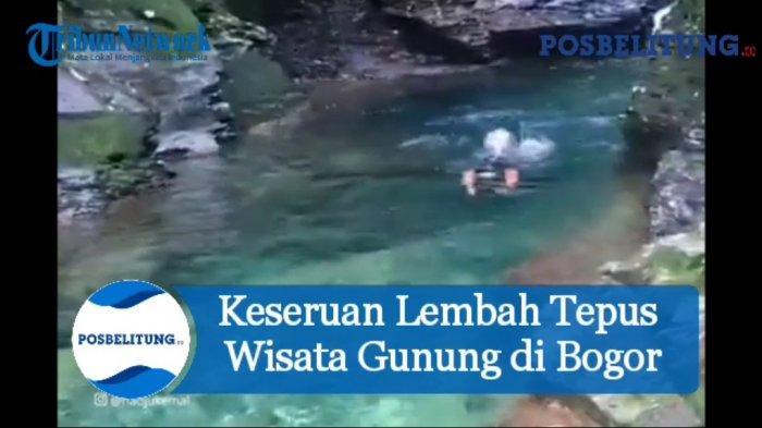Jalan-jalan ke Bogor, Jangan Lewatkan Destinasi Lembah Tepus yang Banyak Spot Keren
