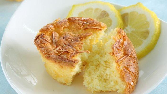 Meriahkan Ngemil Malam Hari dengan Lemon Frozen Brownies Enak Ini