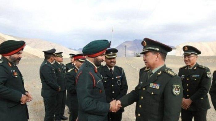 Ketegangan di Lembah Galwan Belum Reda, India dan China Kerahkan Puluhan Ribu Tentara di Perbatasan