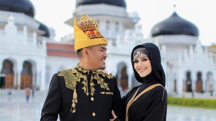 Kisah Wanita dan Model asal Perancis Bertemu Jodoh di Banda Aceh hingga Tertarik Belajar Islam