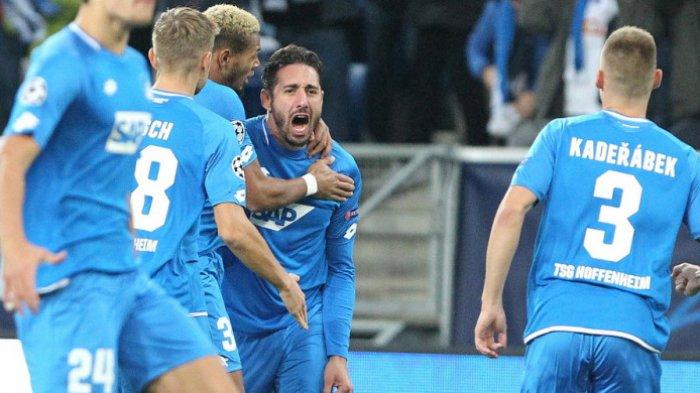 Drama 7 Gol Kilat dan 3 Kartu Merah Warnai Pertandingan Matchday 2 Liga Champions