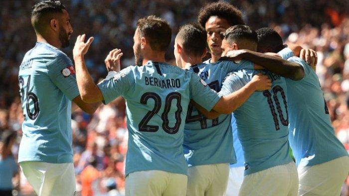 Dua Gol Sergio Aguero Kalahkan Chelsea, Man City Catat Sejarah!