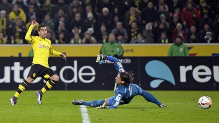 Hasil Lengkap Bundes Liga Pekan ke 18, Sabtu