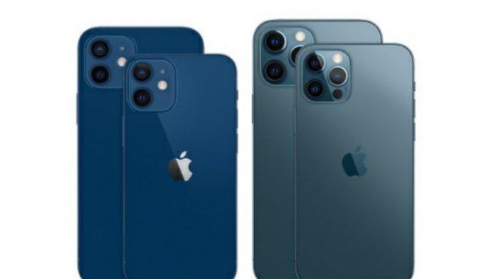 Punya Satu Kesamaan, Ini Perbedaan Spesifikasi iPhone 12, 12 Mini, 12 Pro, dan 12 Pro Max