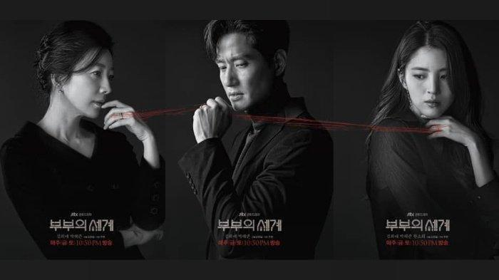 The World of The Married Malam Ini, Mungkinkah Da Kyung Ceraikan Tae Oh? Link Nonton Gratis Disini