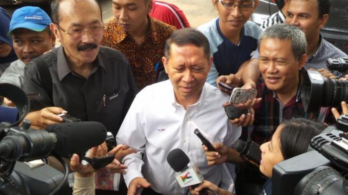 KPK Tetapkan Status RJ Lino Jadi Tersangka