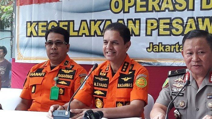 Black Box Pesawat Lion Air JT 610 Belum Ditemukan Basarnas
