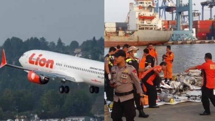 Ternyata Ini Faktor Penyebab Pesawat B737 Max 8 Lion Air JT610 Jatuh, Laporan Akhir Investigasi KNKT