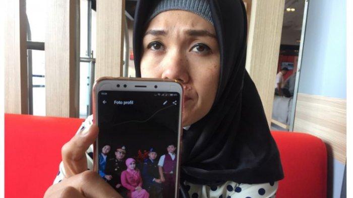 Istri Cerita Permintaan Terakhir Perwira Polda Babel Sebelum Lion Air Jatuh, Suami Telpon di Pesawat