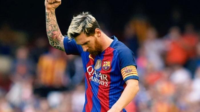 Messi Tolak Perpanjang Kontrak Dengan Barcelona, Ini Sebabnya