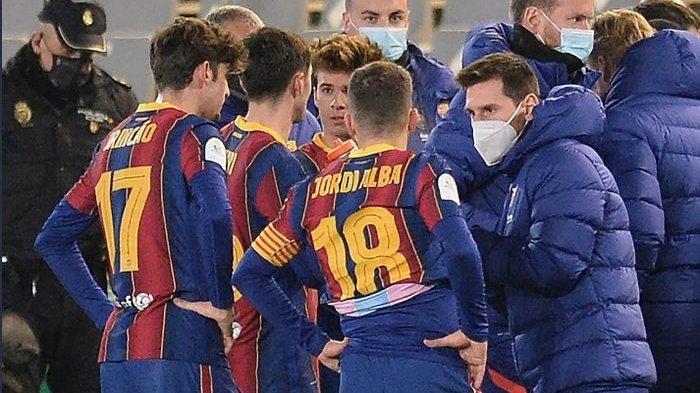 Jelang Final Piala Super Spanyol, Status Lionel Messi Masih Misteri, Koeman: Kita Harus Menunggu