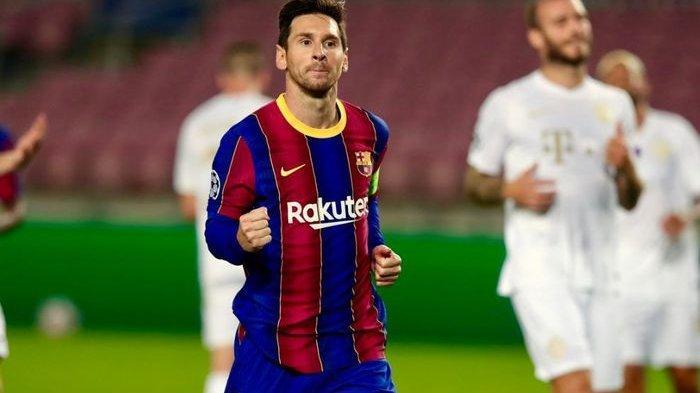 Lionel Messi Bikin Sejarah Baru, Tembus 500 Laga di Liga Spanyol Saat Barcelona Hadapi Huesca