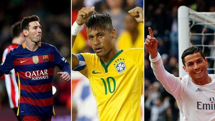 Dimata Maradona, Neymar Mampu Mengganggu Rivalitas Messi dan Ronaldo