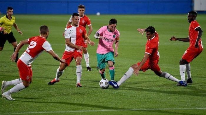 Terbuka Peluang Lionel Messi Duet Bareng Luis Suarez di Atletico Madrid