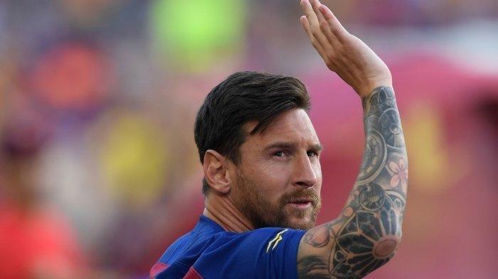 BREAKING NEWS Lionel Messi Minta Maaf ke Barcelona, Terbit Komentar di Surat Kabar Spanyol