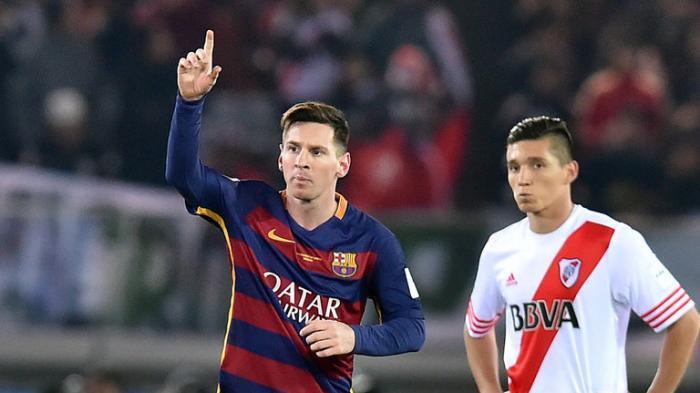 Makanan Spesial Messi, Ronaldo dan David Beckham