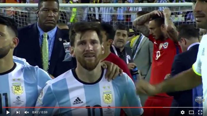 Lionel Messi Pensiun Jadi Trending Topik, Netizen Sebut Messi Perlu Diruwat