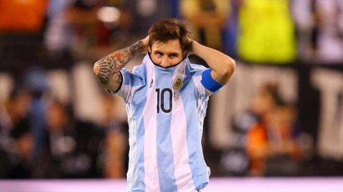Messi: Ini Bukan untuk Saya, Cukup Sudah Timnas
