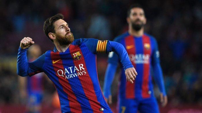 Barcelona Hujani Gol Gawang Eibar, Messi Borong 4 Gol, Raihan Sempurna Musim Ini