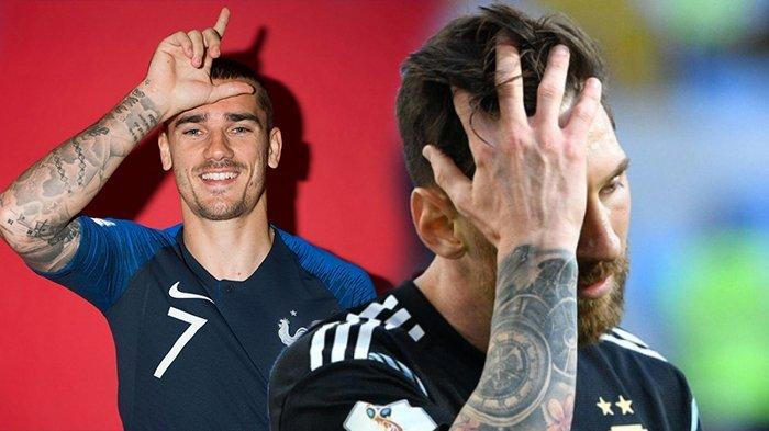 Rangkuman Matchday Ke-3 Piala Dunia 2018! Argentina Frustrasi, Tiga Tim Eropa Raih Poin Penuh