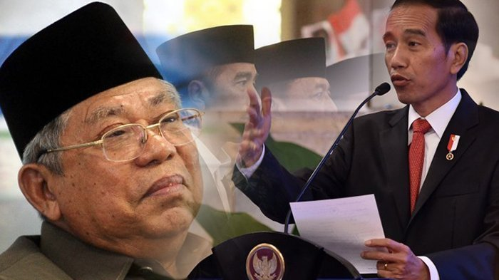 Pencalonan Kiai Ma'ruf Sebagai Cawapres Jokowi di Kritik Pengamat LIPI