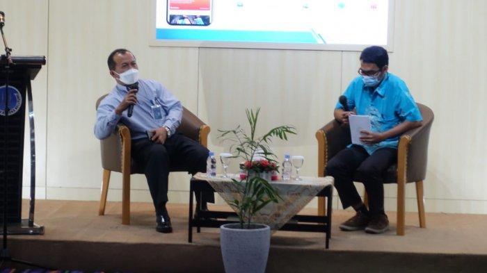 Listrik Masa Depan, GM PLN Babel Beri Kuliah Umum di Universitas Bangka Belitung