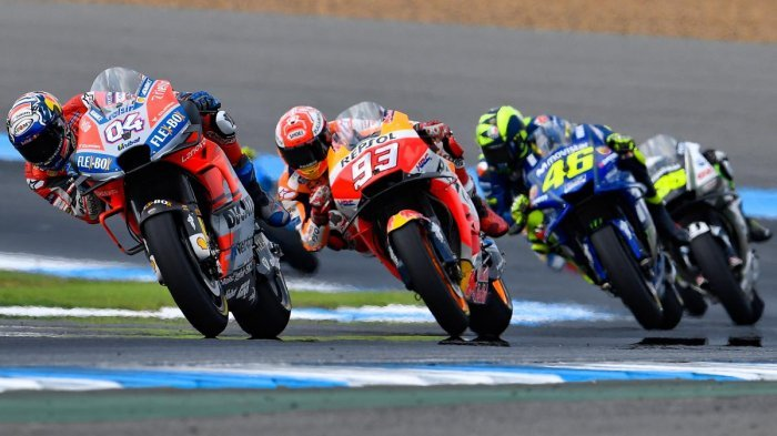 Marquez Raih Pole Position GP Australia, Alasan Valentino Rossi Start Hanya dari Urutan 7