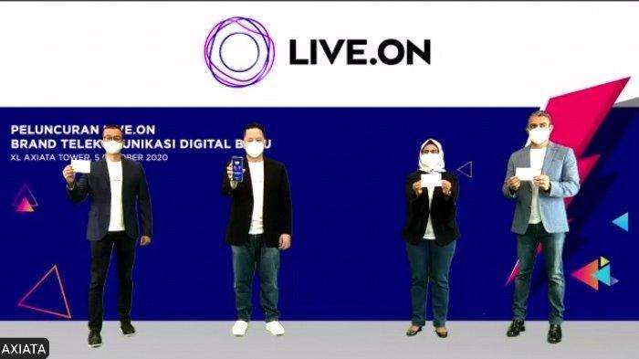 Kenalin Live.On, Provider Terbaru yang Punya Produk Kuota Besar Cocok Buat Pengguna Suka Internetan